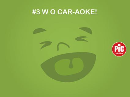 #3 W O CAR-AOKE!