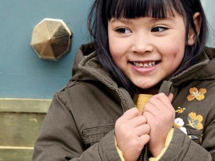 6 Casacos de inverno para bebés e crianças: não há frio que lhes pegue!