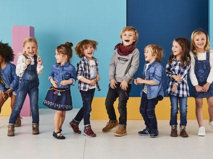 4 Conjuntos essenciais para renovar o guarda-roupa dos miúdos