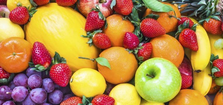 fruta por dia e mistrua de frutas