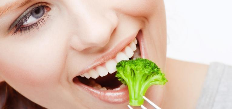 comer brocolos
