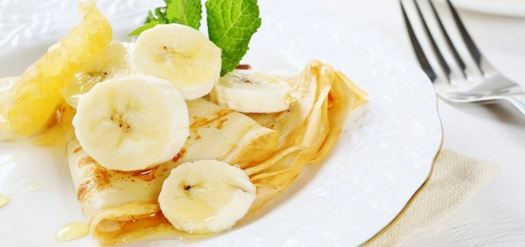 crepe banana