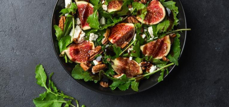 salada figos
