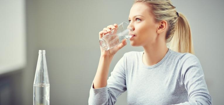 ingestao de agua e liquidos