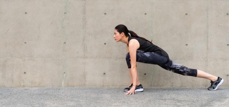 exercicio mulher exterior