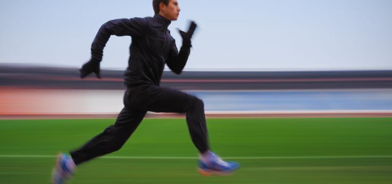 sprint homem