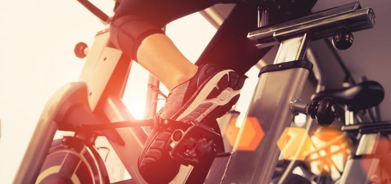 Bicicleta parada