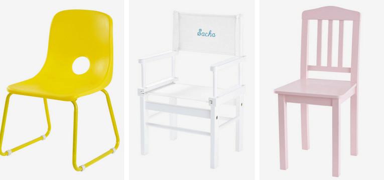 cadeiras primaria