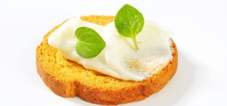tosta com queijo