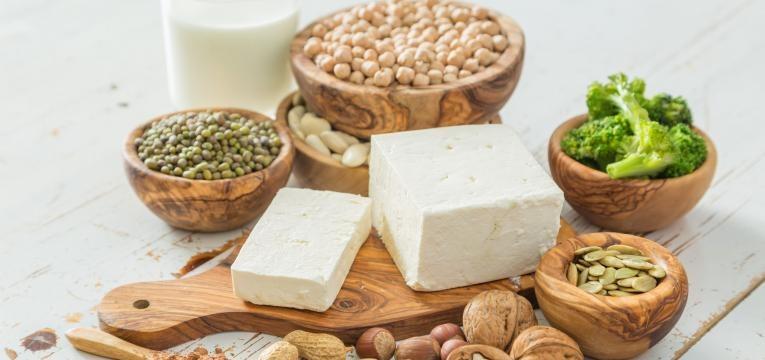 proteina na alimentacao vegetariana