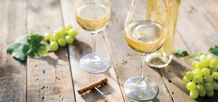 vinho branco verde