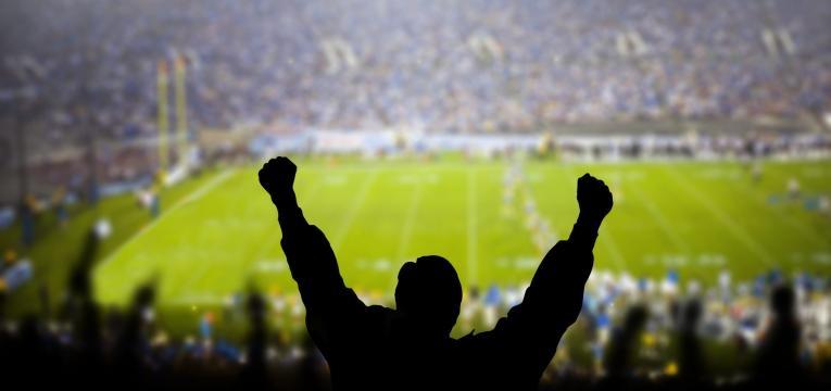 assistir a jogo em estadio