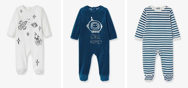 pijama espaco