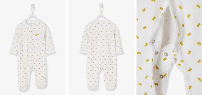 pijama coroa