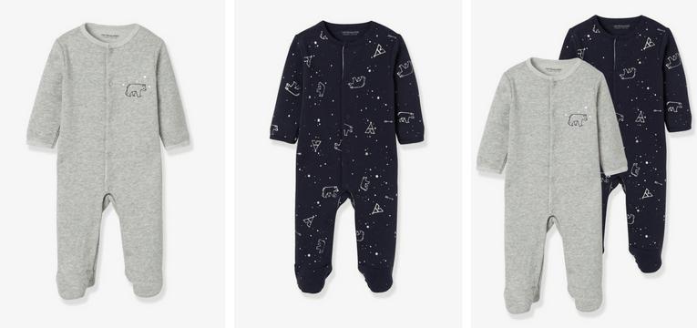 pijama urso