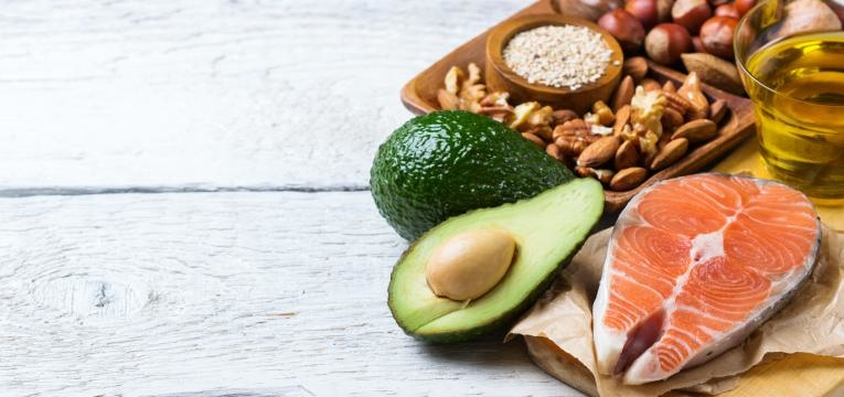 gordura saudavel e omega 3