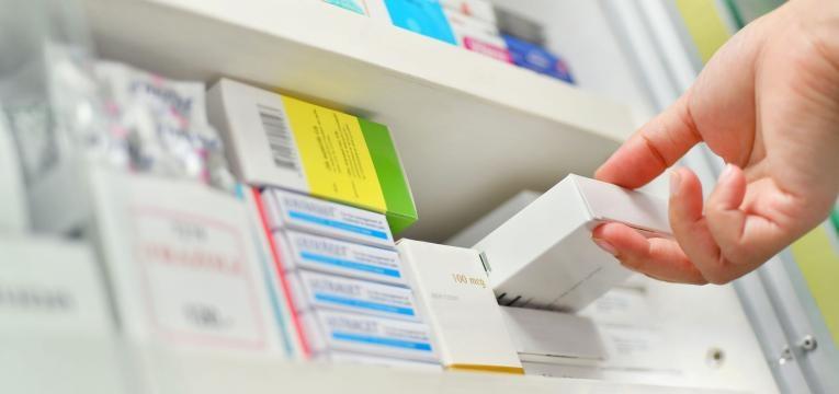 farmacia com antibioticos