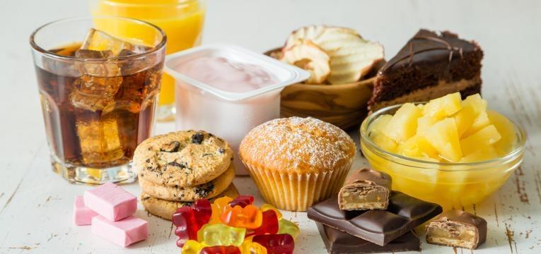 alimentos acucarados como perder gordura visceral