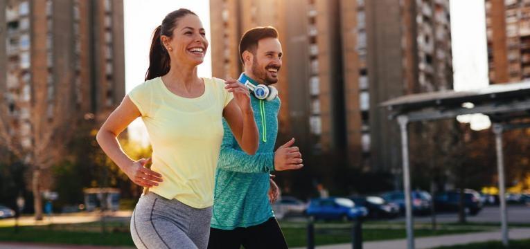 exercicio fisico em casal