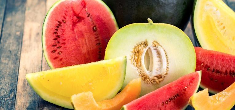 meloa melancia e melao