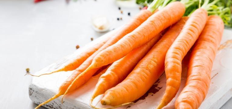 calendario dos legumes e cenouras