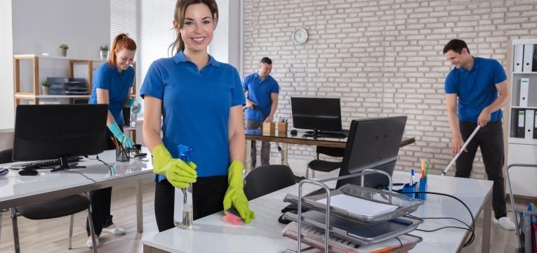 casa limpa e organizada e empresa de limpezas