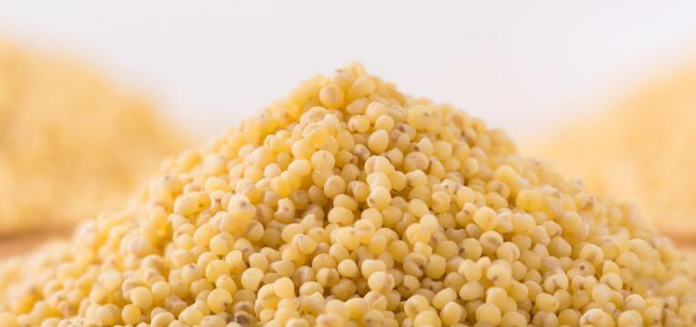 graos de millet