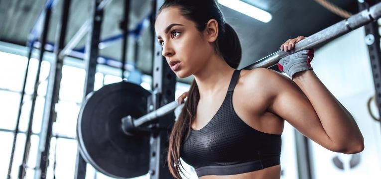 forca muscular agachamento