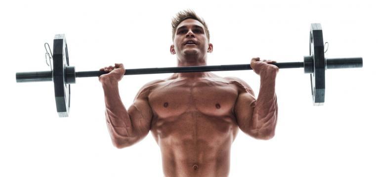 forca muscular press militar