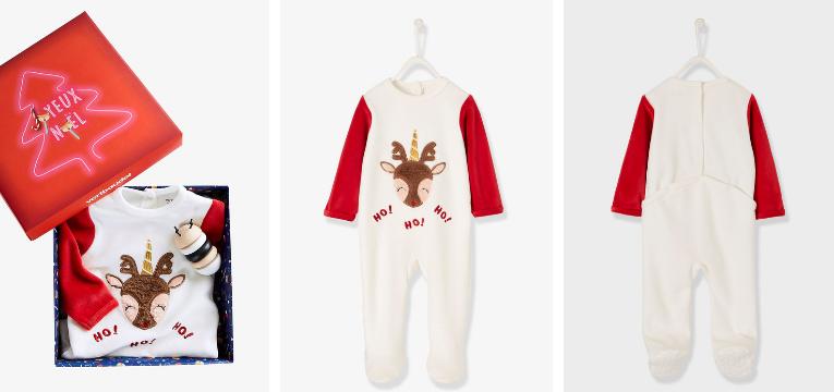 pijamas de natal ho ho ho
