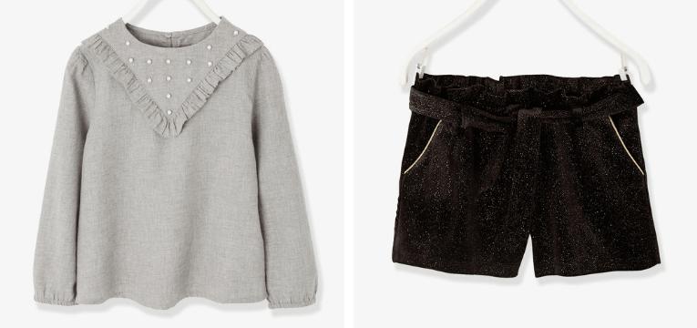 calcoes e camisola