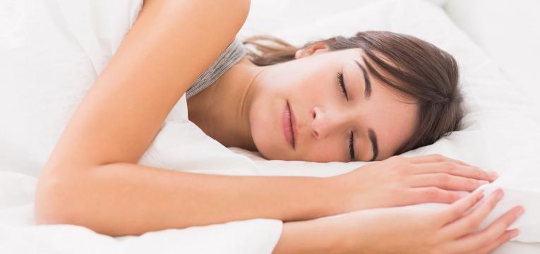 como mudar o seu corpo dormir descansada