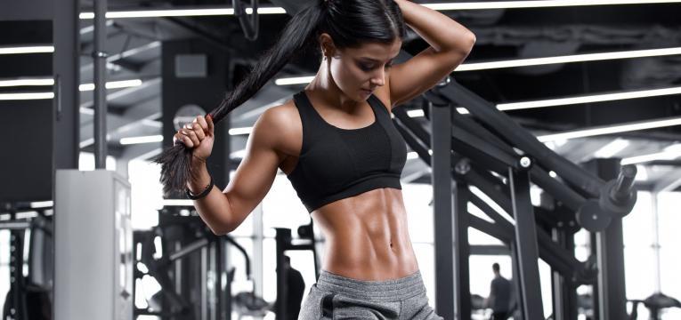 musculacao corpo tonificado