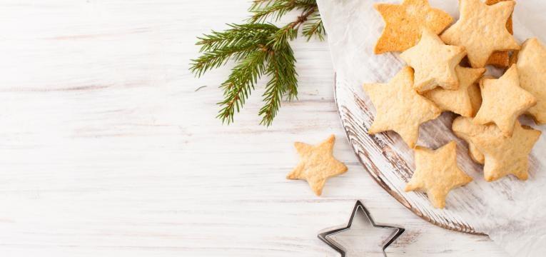 Receitas de natal na yammi Bolachas de Natal