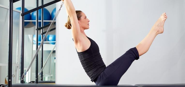 Hernia cervical pilates