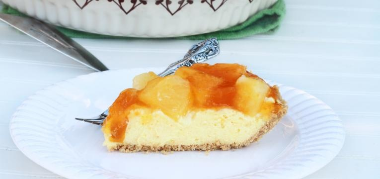 Receitas de sobremesas para o ano novo Semi-frio de ananas