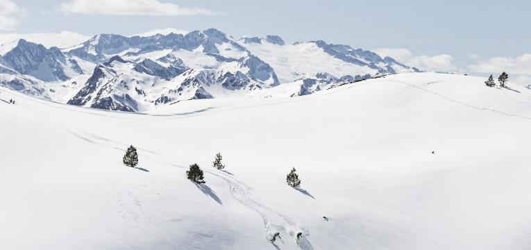 escapadinhas na neve baqueira-Beret