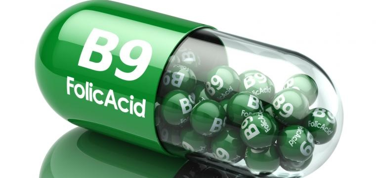 acido folico na gravidez capsula vitamina B9
