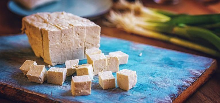alimentos com proteina tofu