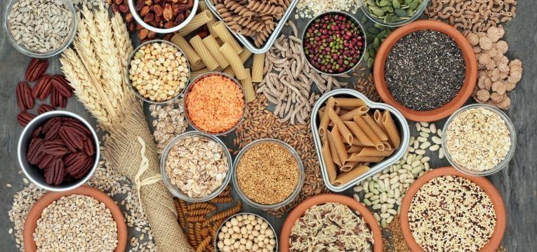 dieta dash cereais com fibra
