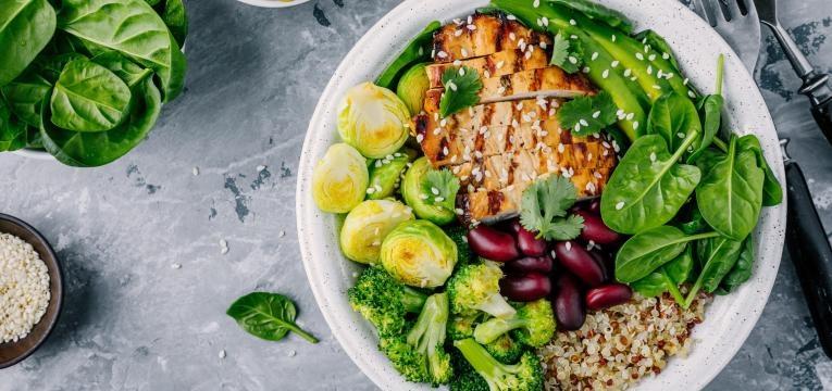 dicas para comer melhor comida saudavel