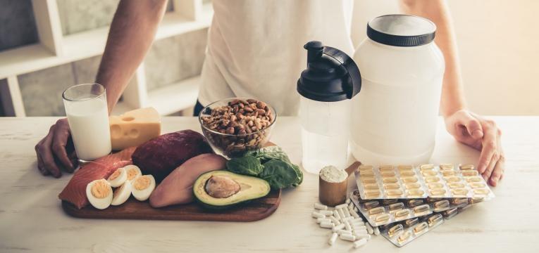 suplementos de proteina vs alimentos proteicos alimentos e suplementos com proteina