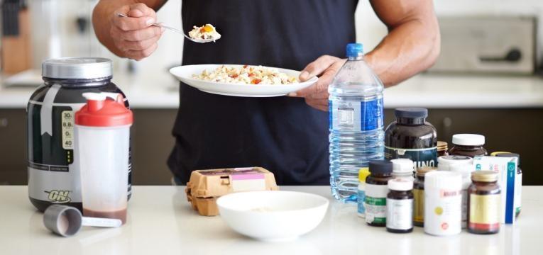 suplementos de proteina vs alimentos proteicos alimentacao saudavel