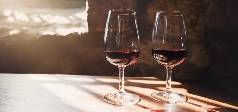cortar 500 calorias dois copos de vinho