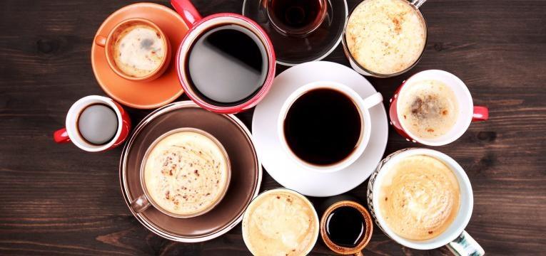 alimentos ricos em polifenois cafes