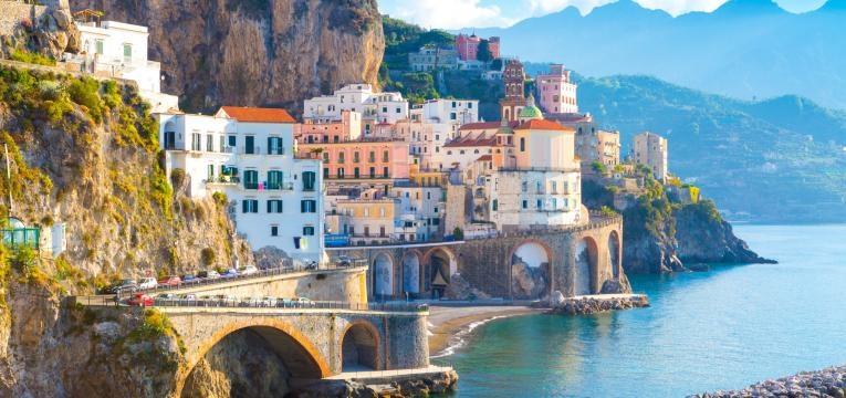 melhores destinos para lua de mel Italia