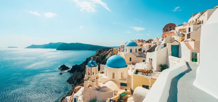 os melhores destinos para lua de mel Grecia