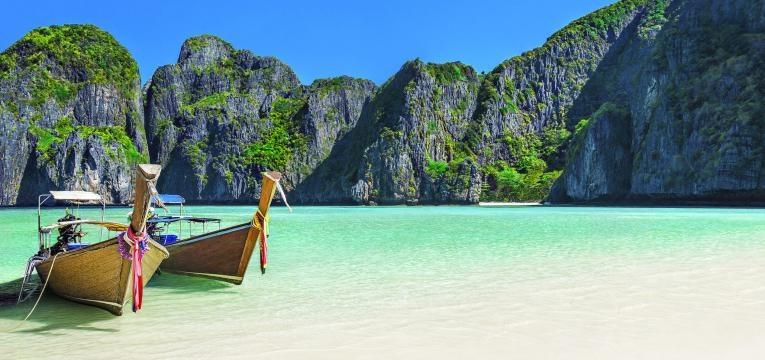 melhores destinos para lua de mel Phi Phi