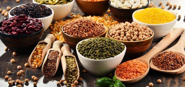 alimentos com proteina leguminosas
