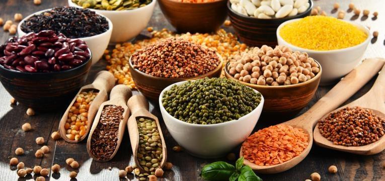 alimentos vegan ricos em proteina leguminosas